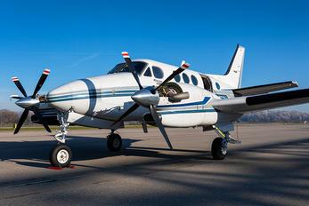N925WW - Private Beechcraft 90 King Air