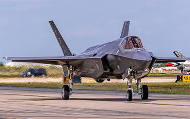 13-5075 - USA - Air Force Lockheed Martin F-35A Lightning II