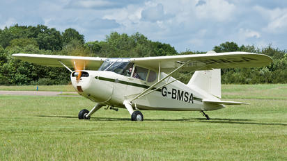 G-BMSA - Private Stinson HW-75