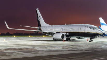 VP-BRT - Longtail Aviation International Limited Boeing 737-700 BBJ
