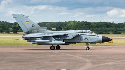 46+05 - Germany - Air Force Panavia Tornado - IDS