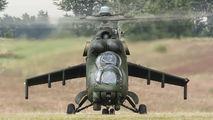 460 - Poland - Army Mil Mi-24D aircraft