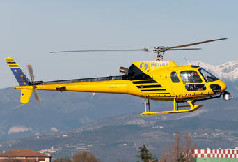 I-FLAP - Helica Aerospatiale AS350 Ecureuil / Squirrel