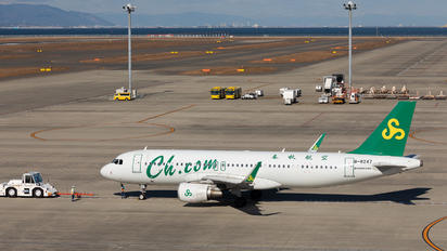 B-8247 - Spring Airlines Japan Airbus A320