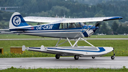OE-CKW - The Flying Bulls Aviat A-1 Husky