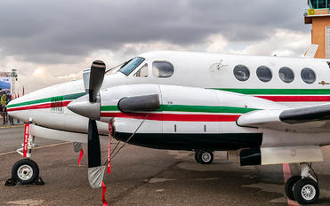 CN-ANG - Morocco - Air Force Beechcraft 200 King Air