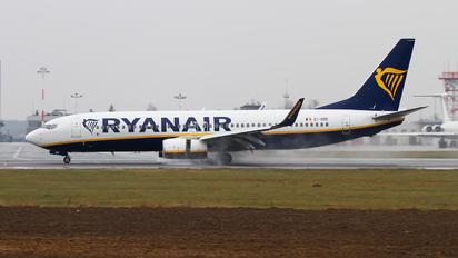 EI-GDE - Ryan Air Boeing 737-800