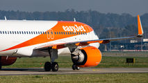 G-UZHS - easyJet Airbus A320 NEO aircraft