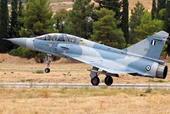 202 - Greece - Hellenic Air Force Dassault Mirage 2000BG