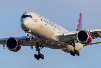G-VLUX - Virgin Atlantic Airbus A350-1000