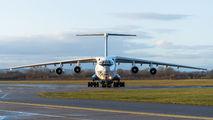 4K-AZ41 - Silk Way Airlines Ilyushin Il-76 (all models) aircraft