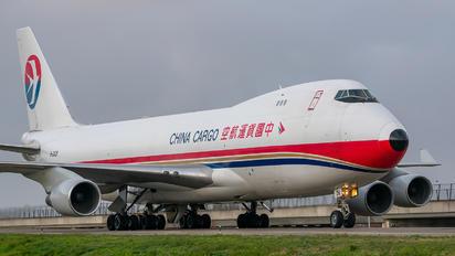 B-2428 - China Cargo Boeing 747-400F, ERF