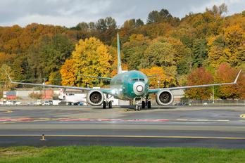 N1798B - Aeromexico Boeing 737-8 MAX