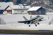 J-5022 - Switzerland - Air Force McDonnell Douglas F/A-18C Hornet aircraft