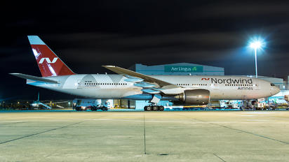 VP-BJH - Nordwind Airlines Boeing 777-200ER