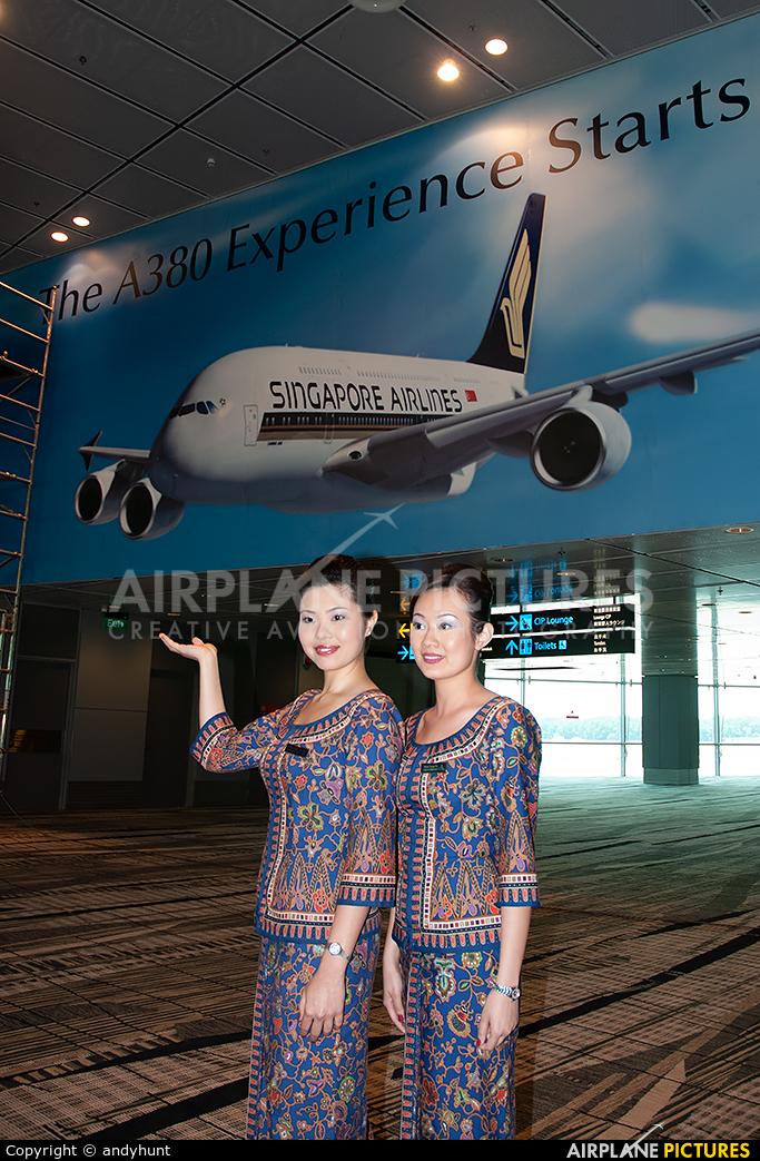 - Aviation Glamour - aircraft at Singapore - Changi