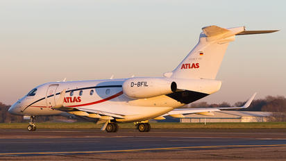 D-BFIL - Atlas Air Embraer EMB-545 Legacy 450
