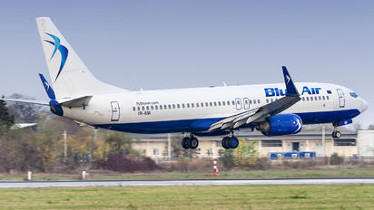 YR-BMI - Blue Air Boeing 737-800