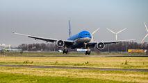 PH-BQP - KLM Boeing 777-200ER aircraft