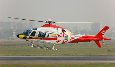 136 - Bangladesh - Air Force Agusta / Agusta-Bell AB 139