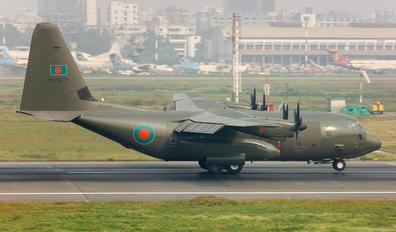 S3-AGE - Bangladesh - Air Force Lockheed C-130J Hercules