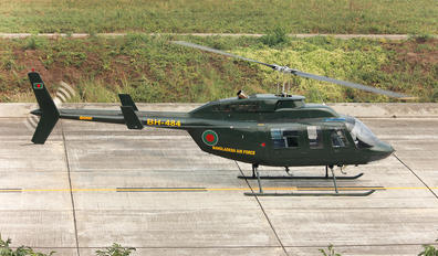 BH-484 - Bangladesh - Air Force Bell 206L Longranger