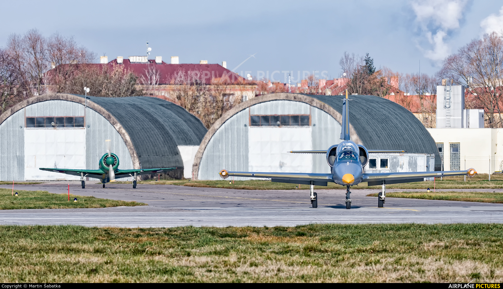Czech - Air Force 0115 aircraft at Pardubice