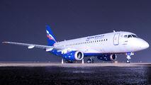 RA-89103 - Aeroflot Sukhoi Superjet 100 aircraft