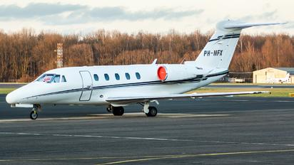 PH-MFX - JetNetherlands Cessna 650 Citation VI