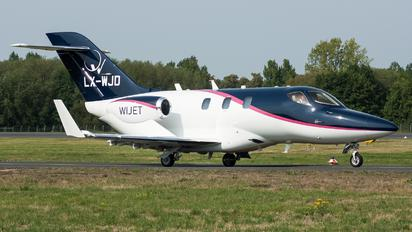 LX-WJD - Private Honda HA-420 HondaJet