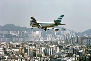 VR-HII - Cathay Pacific Boeing 747-300
