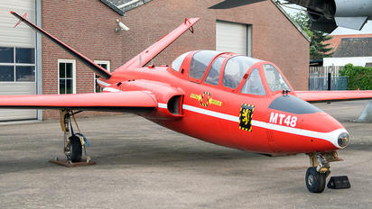 MT-48 - Belgium - Air Force Fouga CM-170 Magister