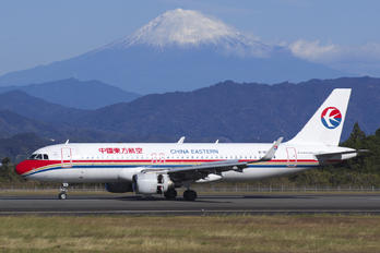 B-1836 - China Eastern Airlines Airbus A320
