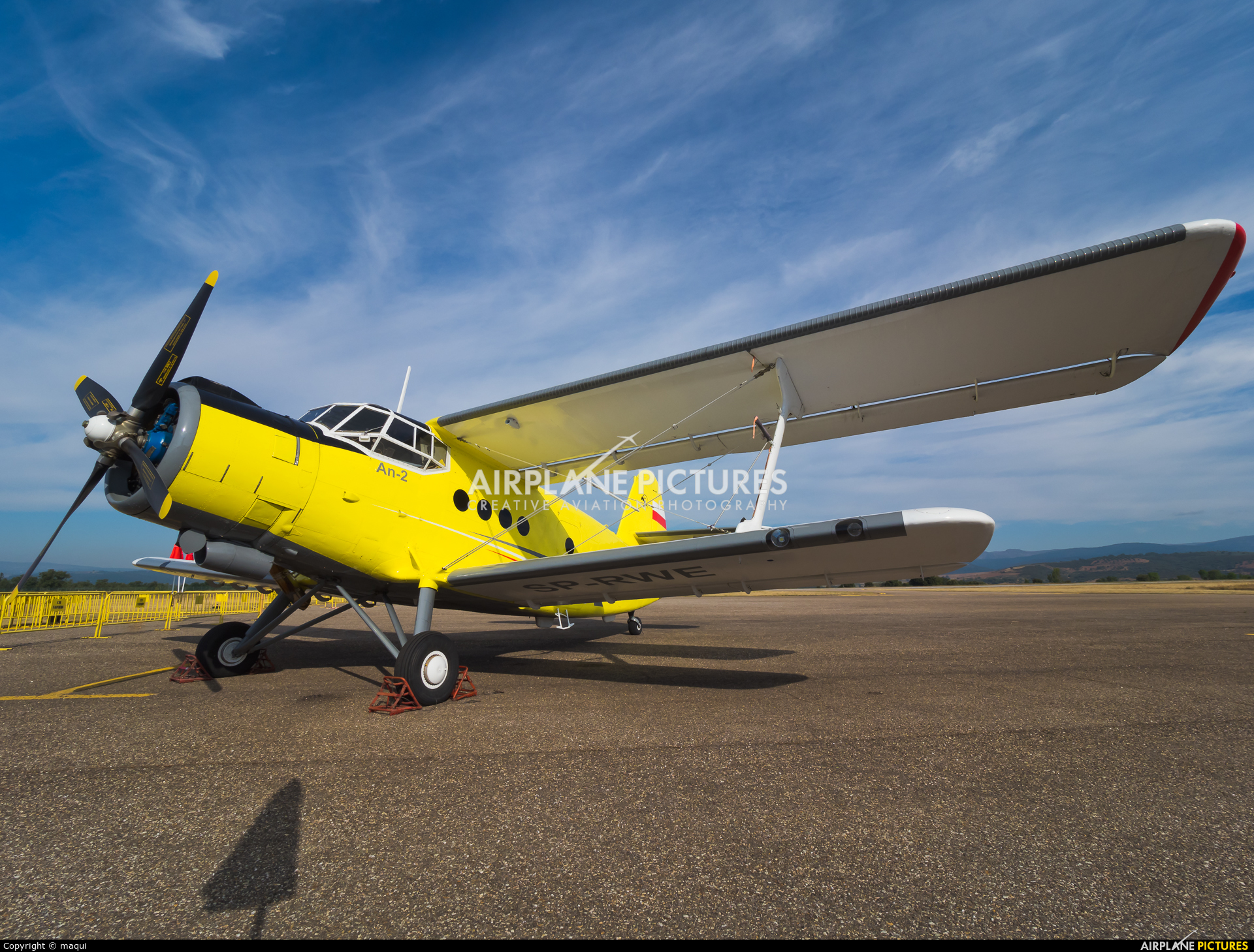 Private SP-RWE aircraft at Bragança