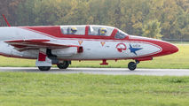 3H 2006 - Poland - Air Force: White & Red Iskras PZL TS-11 Iskra aircraft