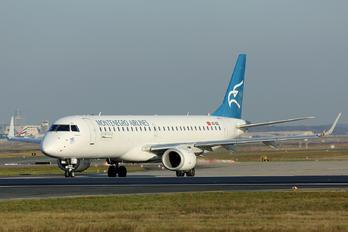 40-AOC - Montenegro Airlines Embraer ERJ-195 (190-200)