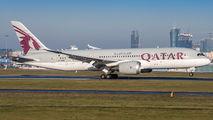 A7-BCB - Qatar Airways Boeing 787-8 Dreamliner aircraft