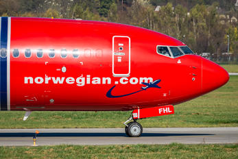 EI-FHL - Norwegian Air International Boeing 737-800