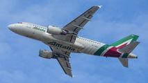 EI-IMJ - Alitalia Airbus A319 aircraft