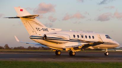 TC-SHE - Private Hawker Beechcraft 850XP