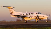 G-YVIP - Capital Air Ambulance Beechcraft 200 King Air aircraft