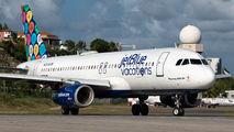 N623JB - JetBlue Airways Airbus A320 aircraft