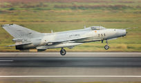 2711 - Bangladesh - Air Force Chengdu F-7BGI aircraft