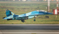 28264 - Bangladesh - Air Force Mikoyan-Gurevich MiG-29UB aircraft