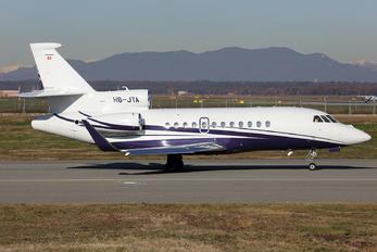 HB-JTA - Private Dassault Falcon 900 series