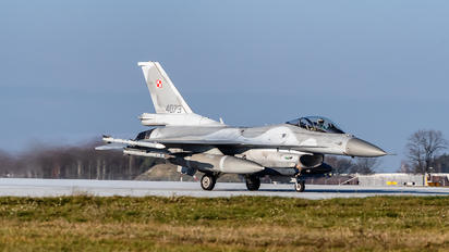 4073 - Poland - Air Force Lockheed Martin F-16C Jastrząb