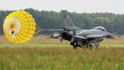 4048 - Poland - Air Force Lockheed Martin F-16C block 52+ Jastrząb