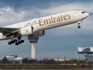 A6-EPX - Emirates Airlines Boeing 777-300ER