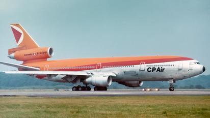 C-GCPD - CP Air McDonnell Douglas DC-10-30