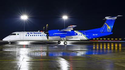 5H-TCF - Air Tanzania de Havilland Canada DHC-8-402Q Dash 8